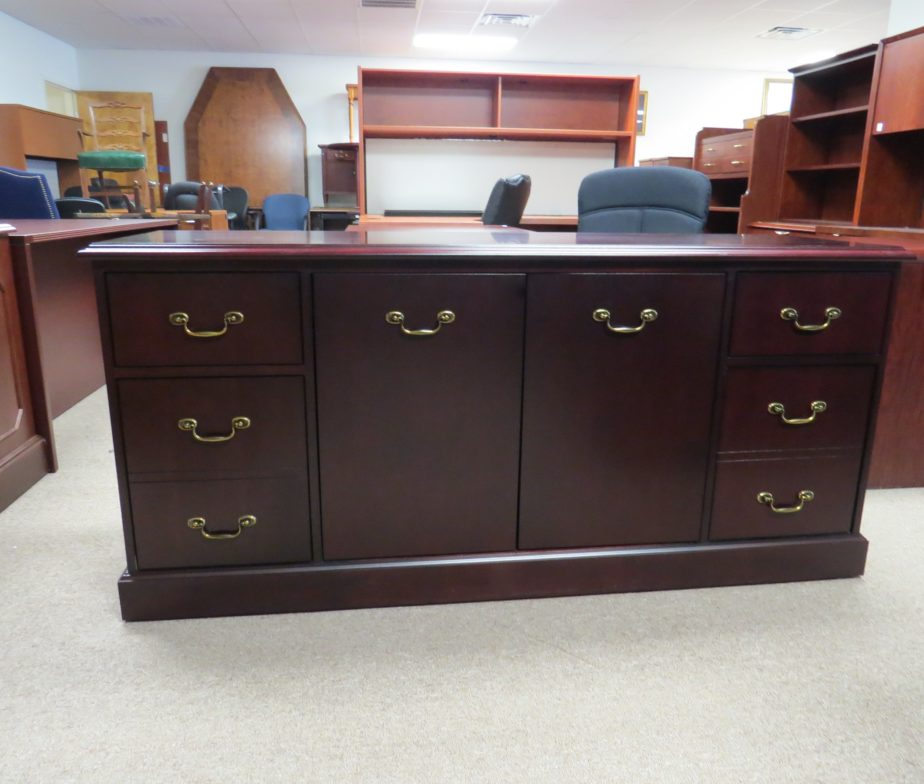 Paoli Storage Credenza Eastern Office Furniture